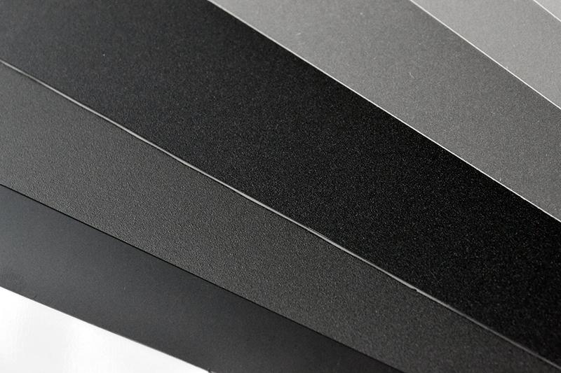 黑色磨砂耐力板